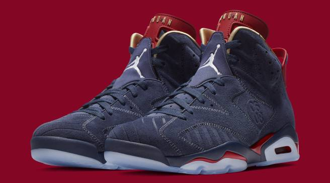 5ed6ee263d9e The Air Jordan 6  Doernbecher  Is Getting a Retro Release