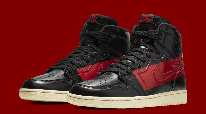 40eec4df8 Here s An Official Look at the  Couture  Air Jordan 1 High