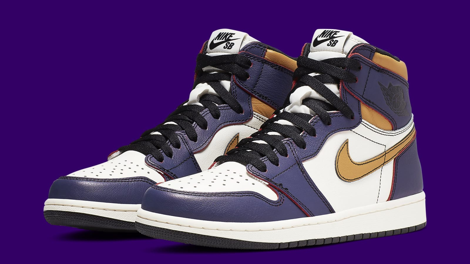 "Nike SB x Air Jordan 1 ""LA To Chicago"" Is Set To Restock: Details"