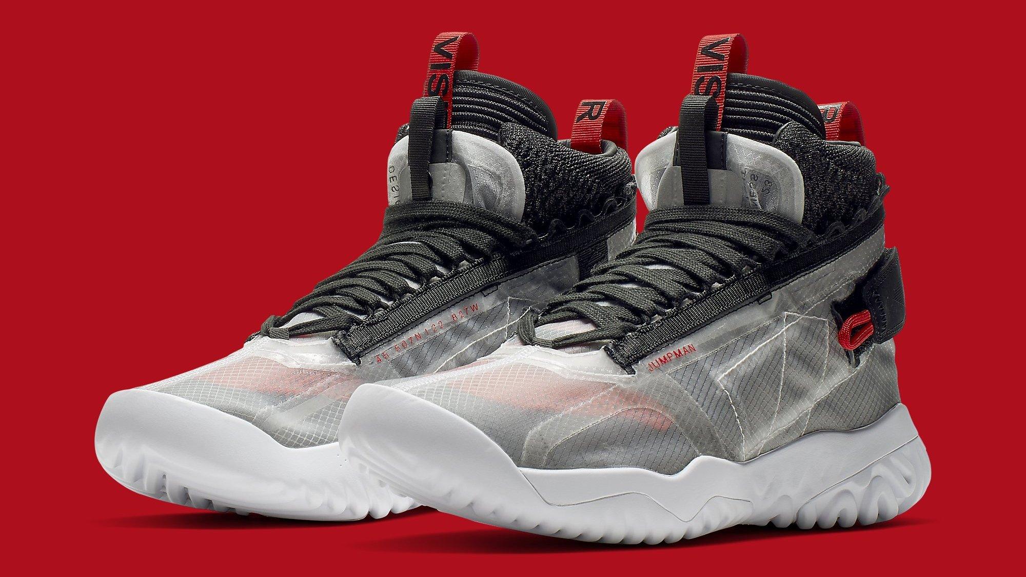 top quality great fit elegant shoes Jordan Apex Utility Black Red Release Date BQ7147-006 | Sole ...