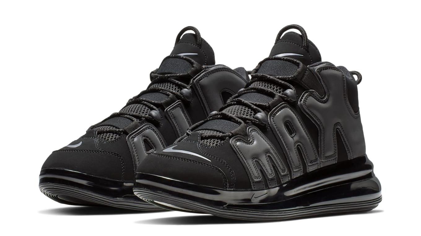 a6c1b07b01 Nike Air More Uptempo 720 Black Release Date | Sole Collector