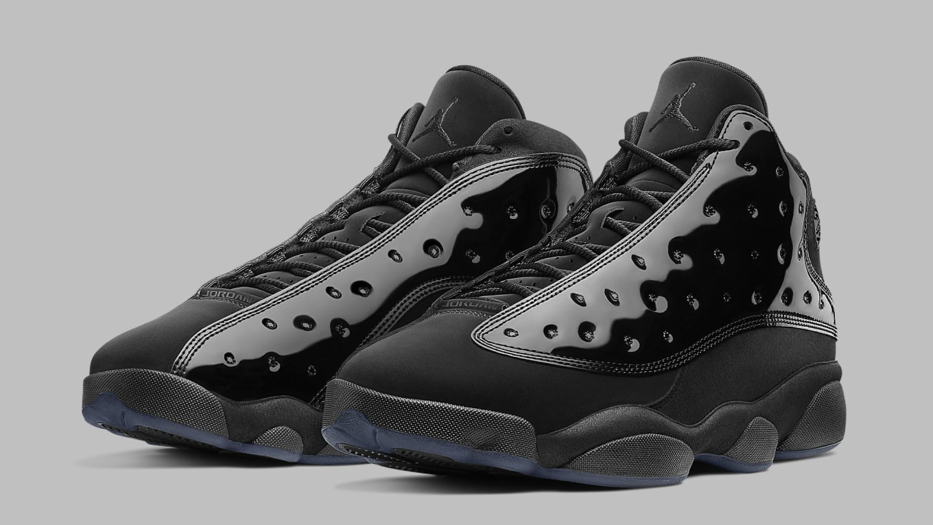 official photos fc4a1 5773b Air Jordan 13 'Cap and Gown' Release Date 414571-012 | Sole ...