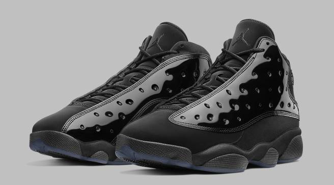 finest selection 2a50f 25ec2 Official Look at the  Cap and Gown  Air Jordan 13