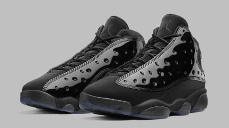 0ae2c189e555 Official Look at the  Cap and Gown  Air Jordan 13