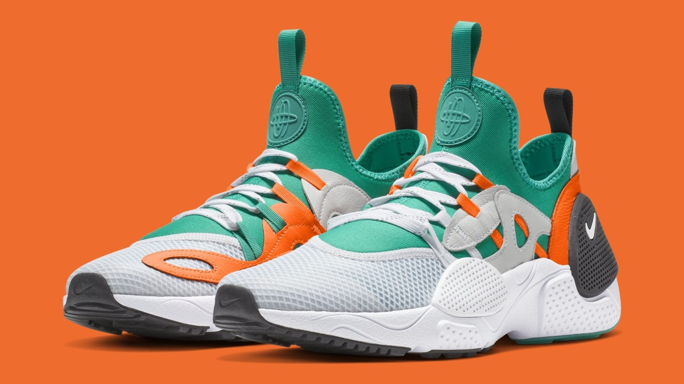Nike Redesigns the Huarache for 2018. A new take on the early- 90s runner. 42c78afe9f