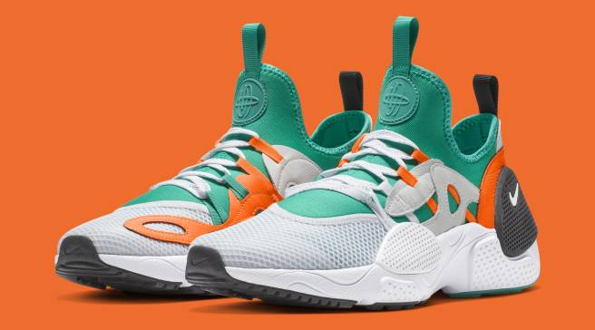 newest 74bd8 02f4d Nike Redesigns the Huarache for 2018