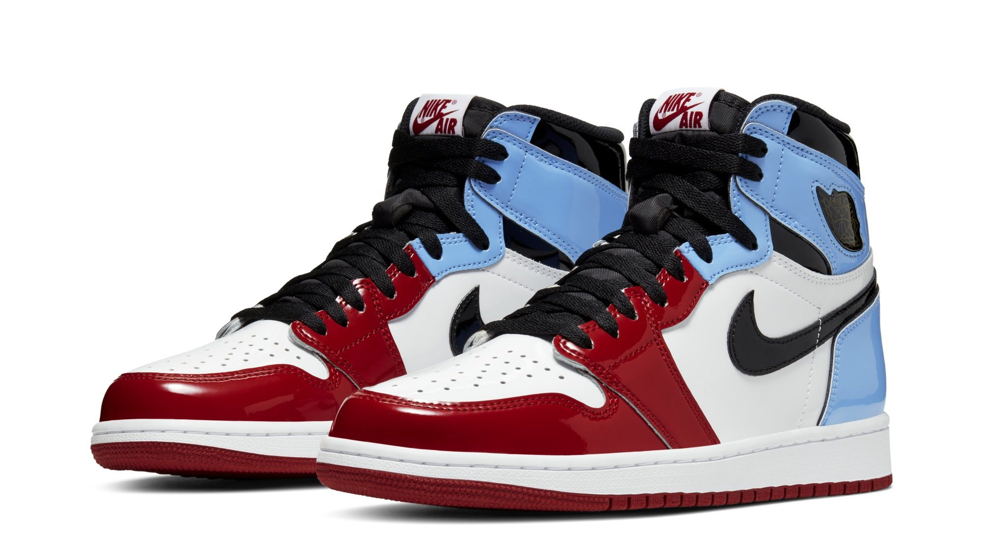 Air Jordan 1 Retro High Og Fearless Unc To Chicago Release Date