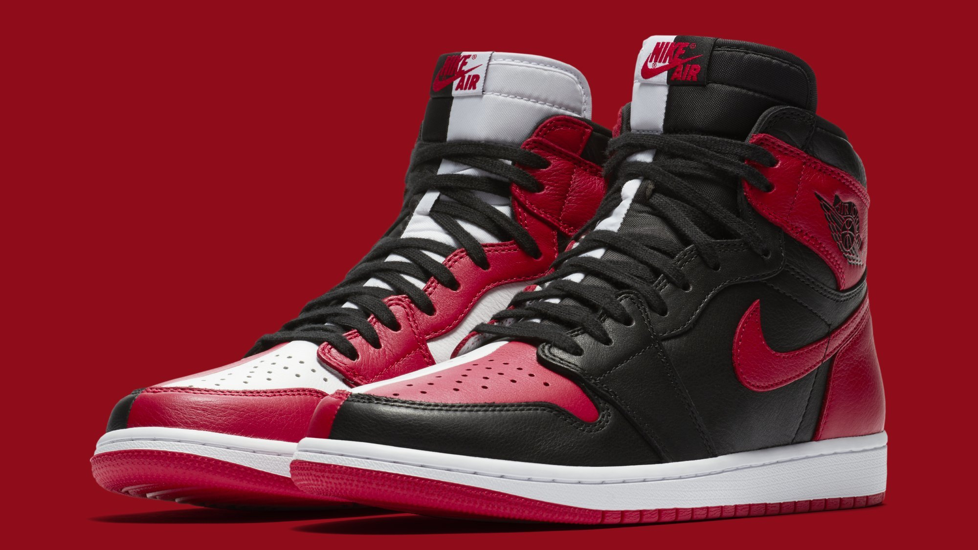 100% authentic 676dc dc8b8  Homage to Home  Air Jordan 1s Release This Weekend