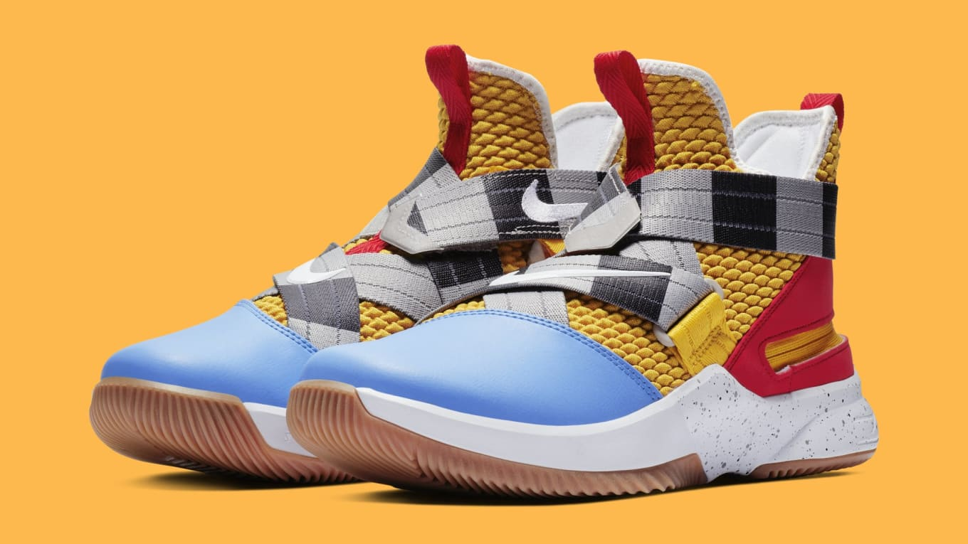 quality design 639f7 d0f27 LeBron James  Infamous  Arthur  Meme Inspired This Soldier 12