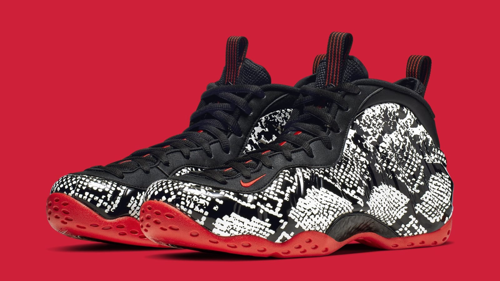 """Nike Air Foamposite One """"Snakeskin"""" Releases Next Month: Official Photos"""