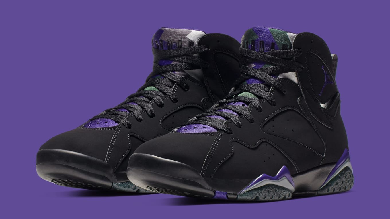 best website 960b6 20c12 Best Look at the  Ray Allen  Air Jordan 7