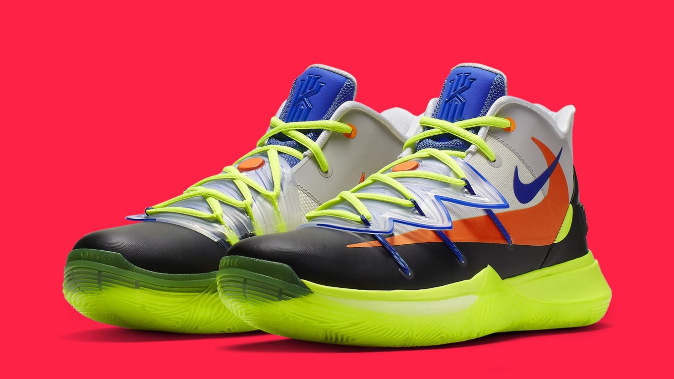 497b55ee99d9 ROKIT Remixes the Nike Kyrie 5 for Upcoming Collaboration