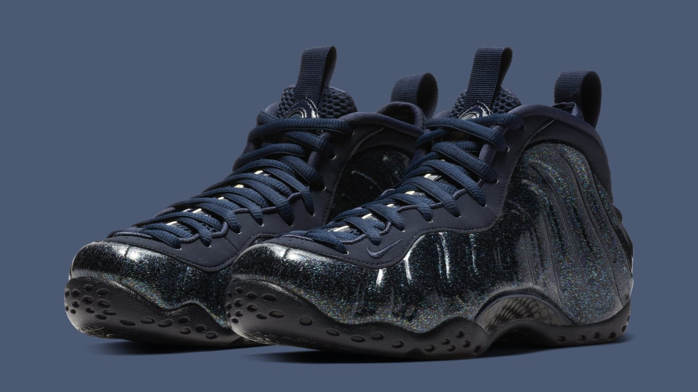 Nike All Star Foamposite One Northern Lights Review with On ...