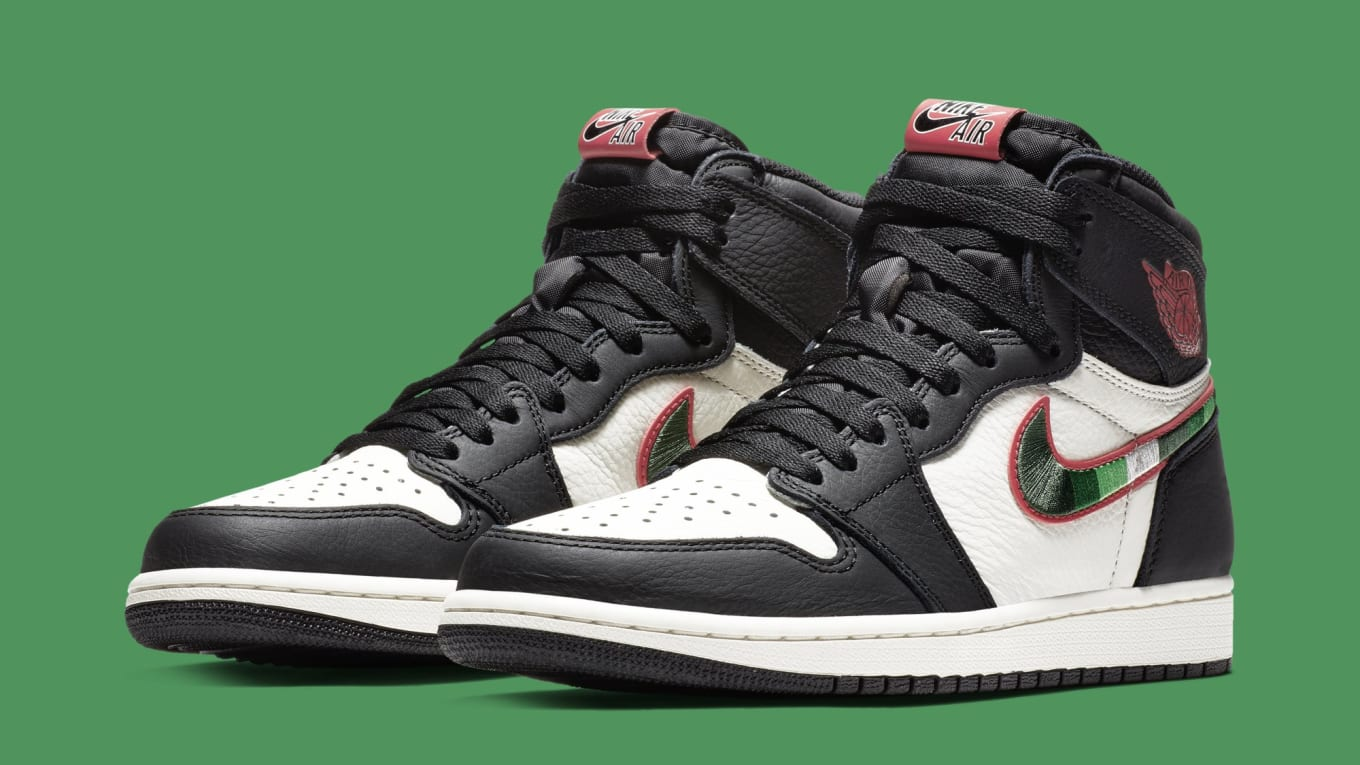21daa0de4b6d Air Jordan 1  Sports Illustrated  Release Date 555088-015