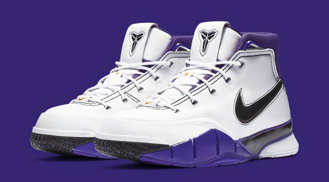382008ab42c3e Kobe Bryant's 81 Points Sneakers Releasing This Month
