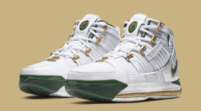 the best attitude 28da7 4f3d4 Nike Is Releasing  SVSM  LeBron 3s. By Mike DeStefano