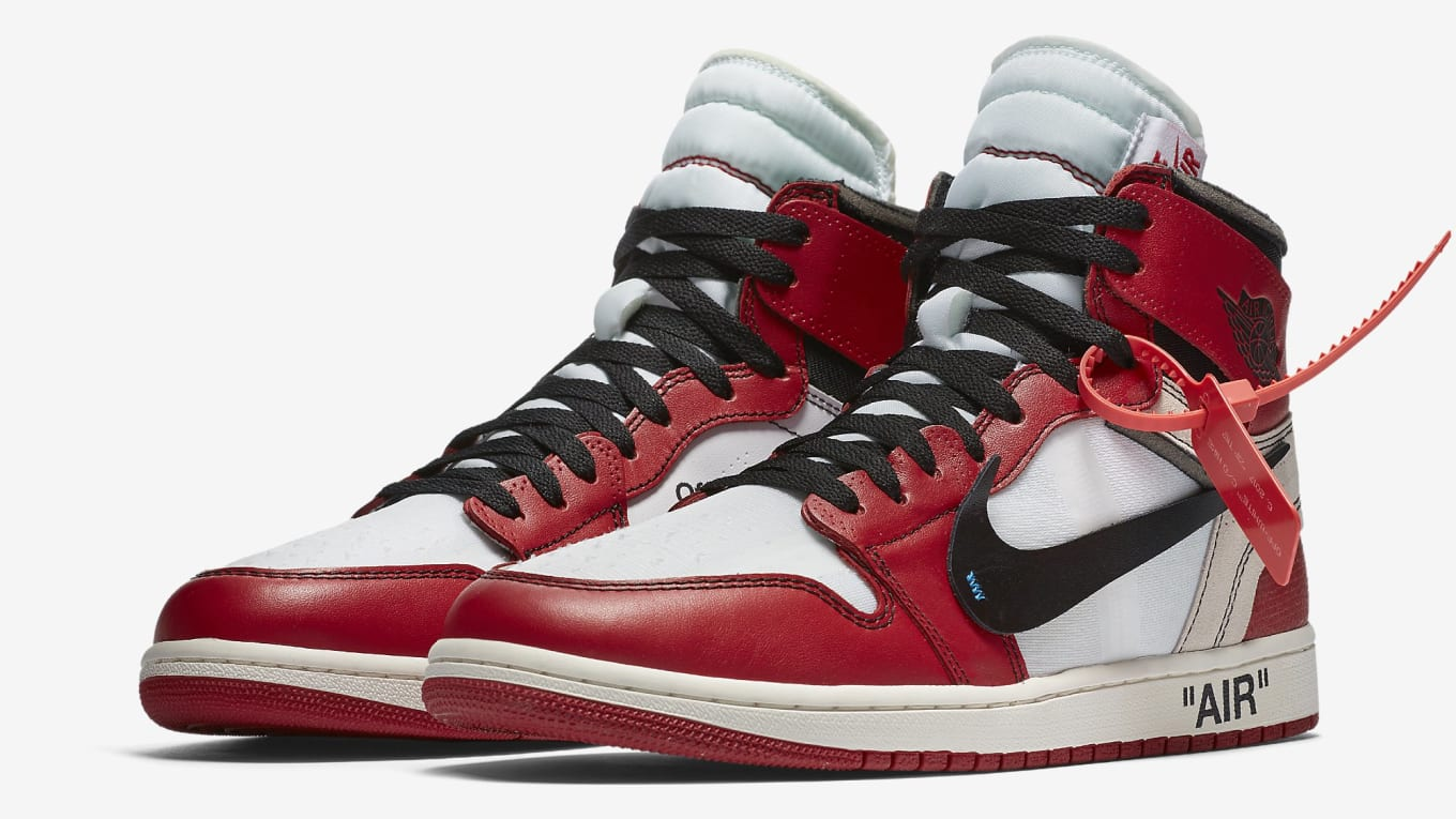 e6166e211e3 Virgil Abloh Off White Nike Jordan Price Guide | Sole Collector