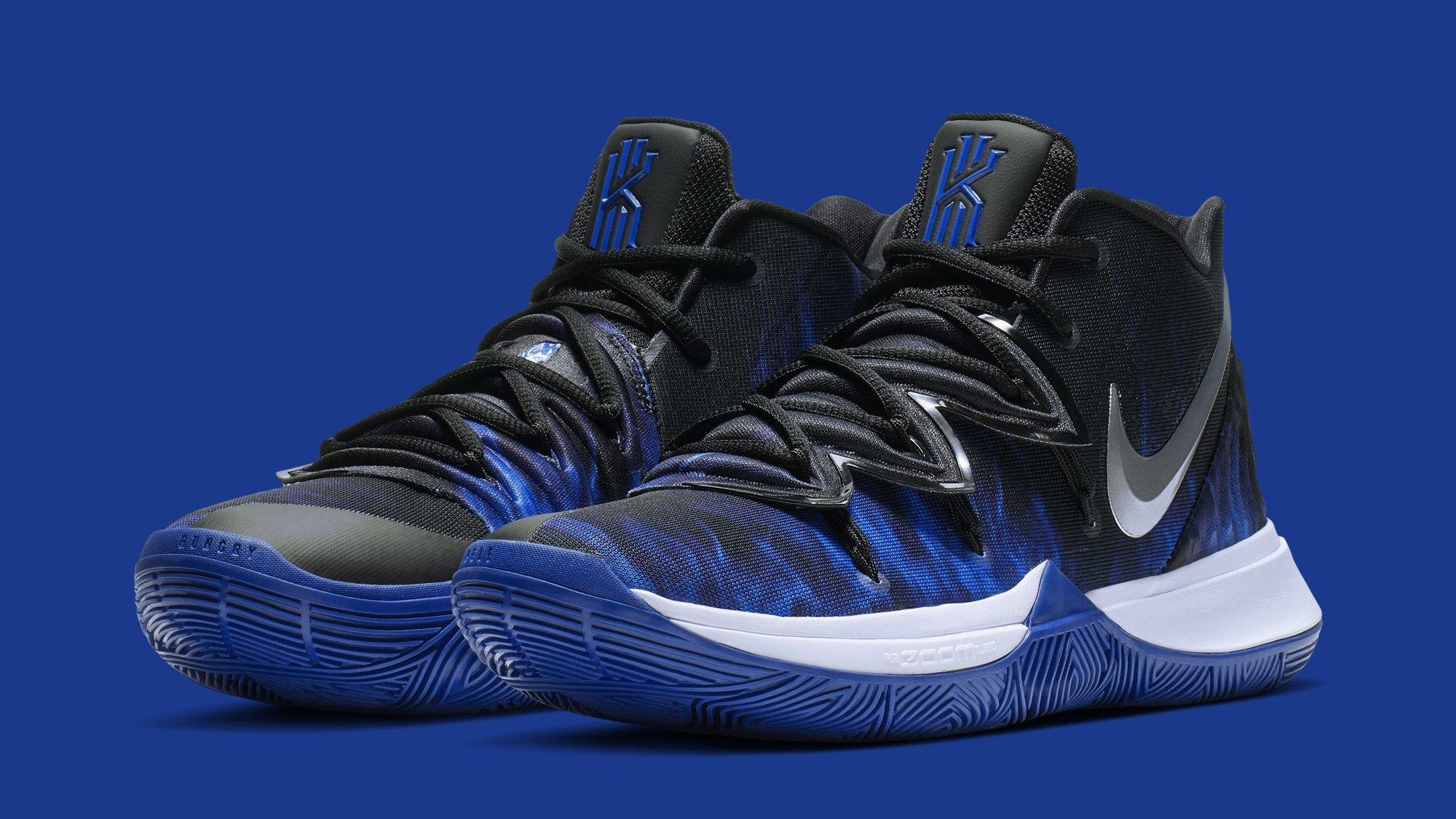 077c149957ae Nike Kyrie 5  Duke  CI0306-901 Release Date