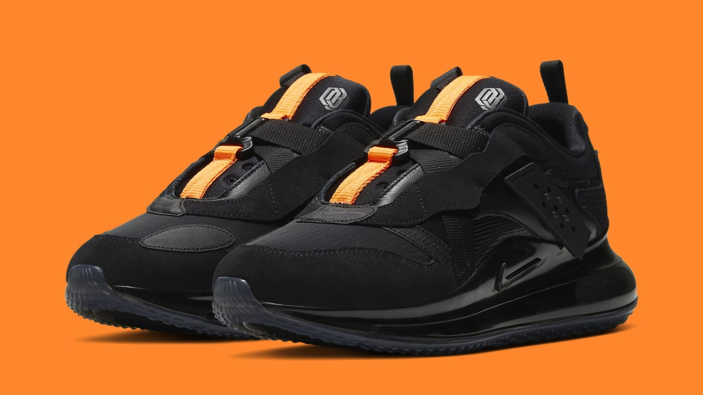 Haciendo bádminton difícil  Nike Air Max 720 Slip OBJ Release Date DA4155-001 | Sole Collector