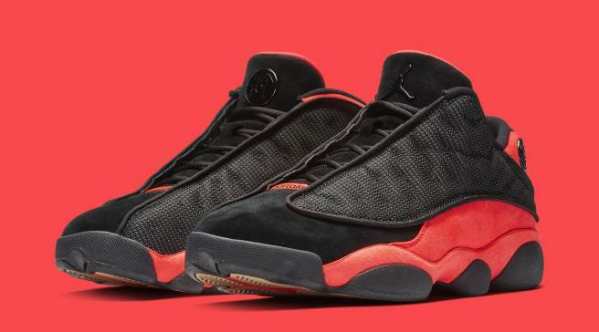 65aa5ebbfeb Clot Has a Second Air Jordan 13 Low Collaboration