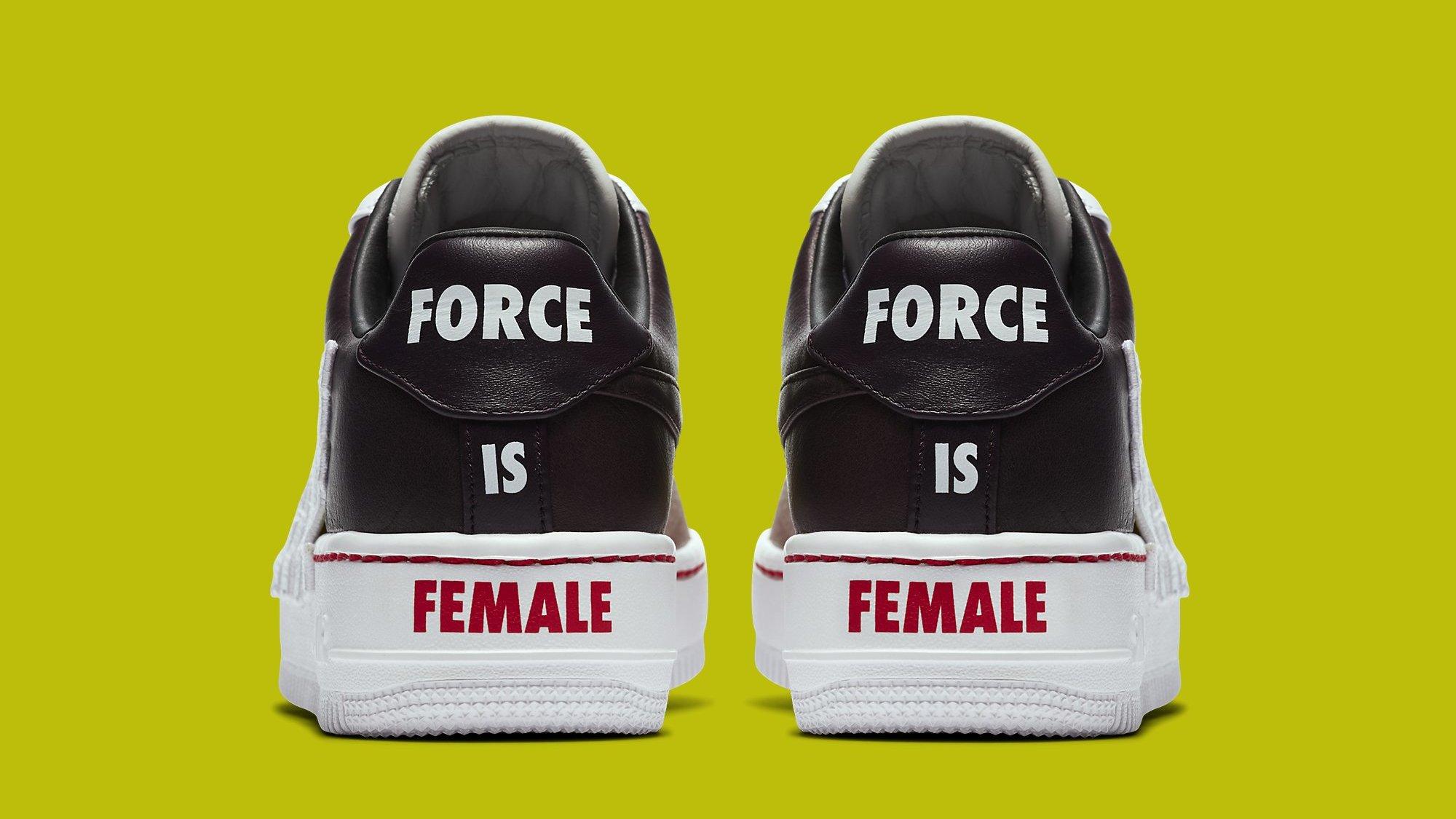 new style 033e9 f91c8 Nike Air Force 1 Upstep LX Releasing Feb. 15, 2018. | Sole ...