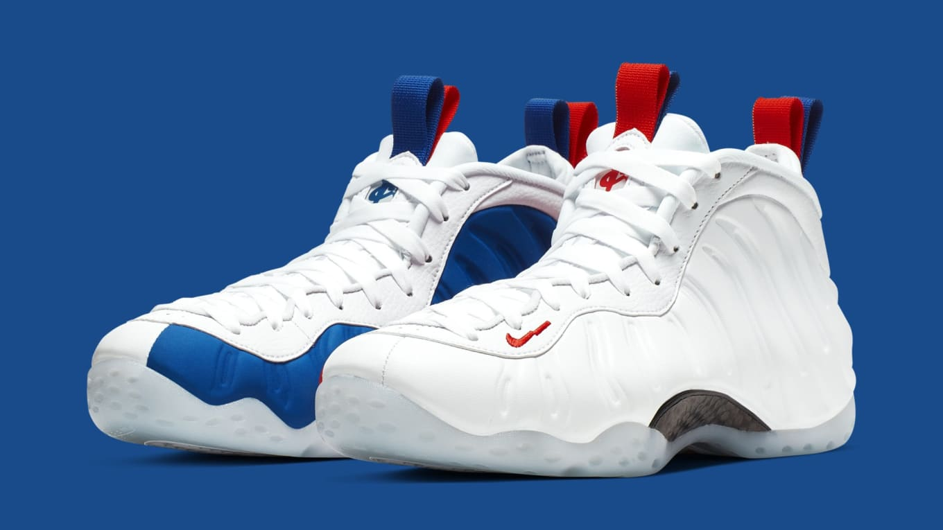 factory authentic ba604 f430b Nike Air Foamposite One Women's 'USA' AA3963-102 Release ...