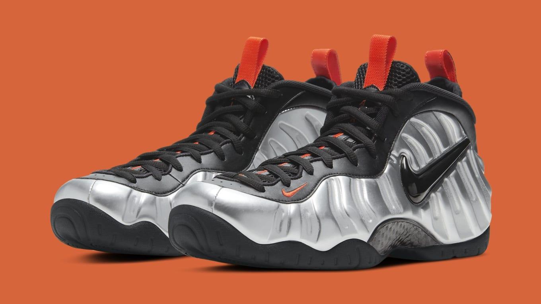 Nike Foamposite Pro 'Halloween' Release Date CT2286-001 ...