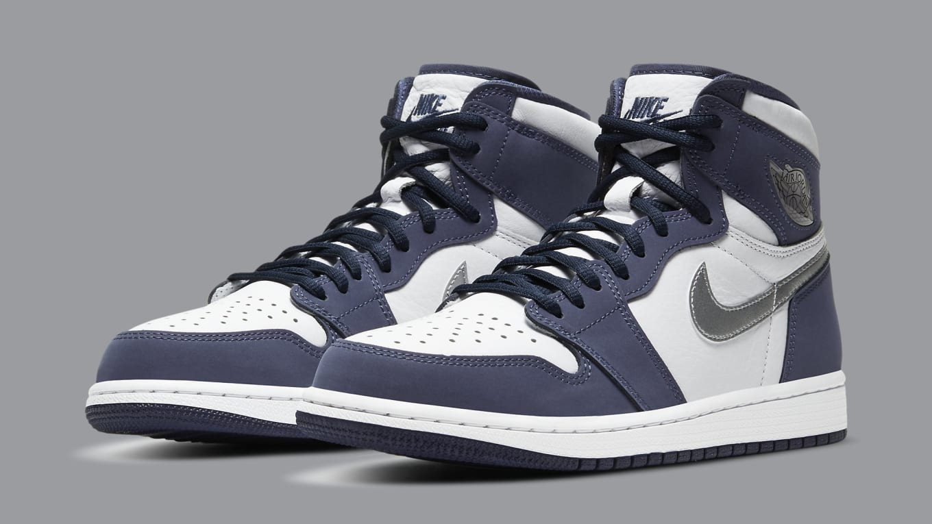 Air Jordan 1 Retro High OG CO.JP 'Midnight Navy' Release ...