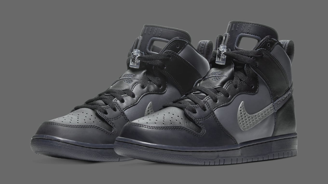 Forty Percents Against Rights x Nike SB Dunk High Release