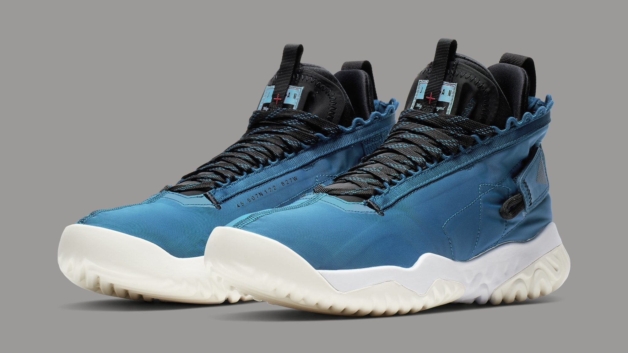 25fb8dee327d A Throwback Jordan Brand Commercial Inspires This Proto-React.