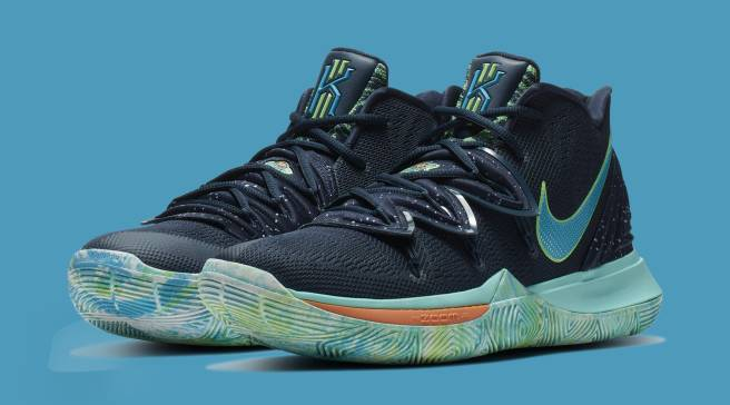 new arrival 64ff3 7f760 This Nike Kyrie 5 Goes Galactic