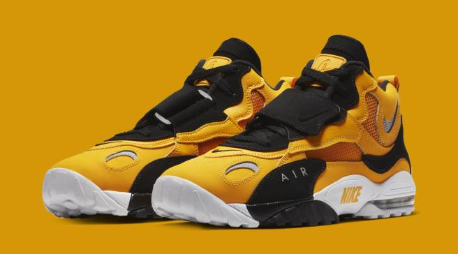 nike air max speed turf black voltage yellow
