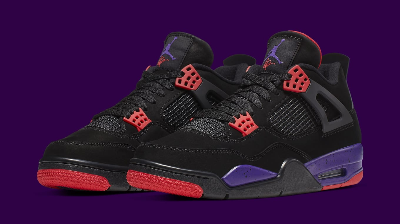 buy popular 5782d 0af01 Air Jordan 4 'Raptors' Release Date Jun. 2, 2019 AQ3816-056 ...