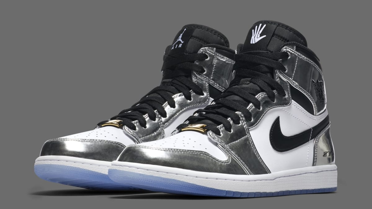 Air Jordan 1 Retro 'Pass the Torch' Champions Think 16 AQ7476-016 Release Date   Sole Collector