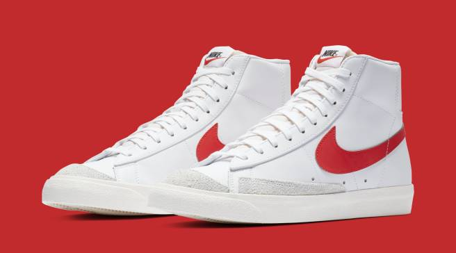 online retailer 29390 b697a Nike Is Dropping a Trio of Vintage Blazers