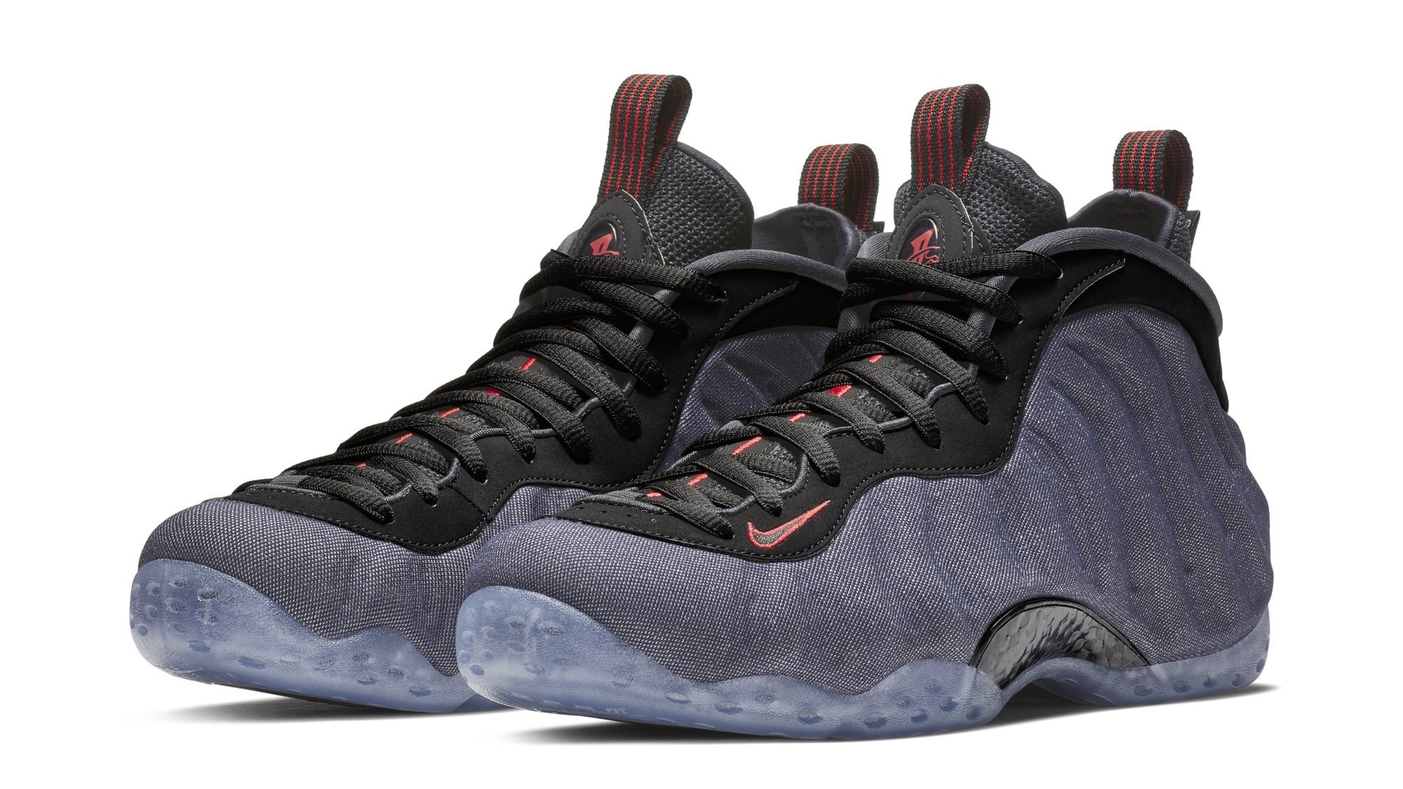 low priced 24c10 3ac61 Nike Air Foamposite One Denim Release Date 314996-404   Sole Collector