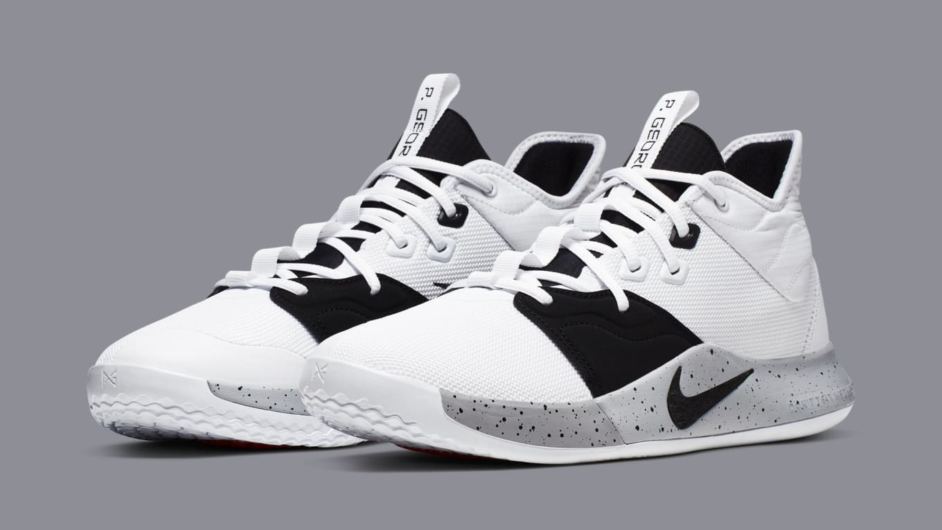 huge discount 9d6fd caa18 This Nike PG 3 Colorway Resembles the  White Cement  Air Jordan 4