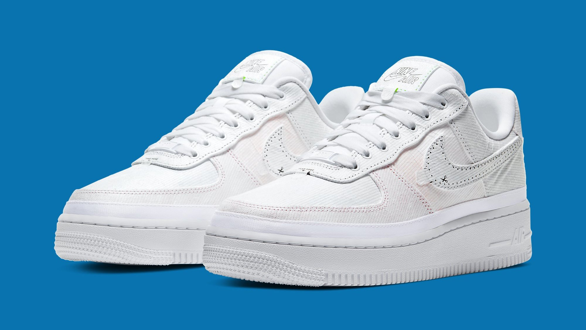 nike air force 1 reveal