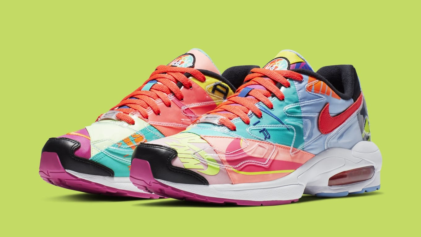 new styles e6736 c45b0 The Atmos x Nike Air Max2 Light Is Dropping Stateside Soon