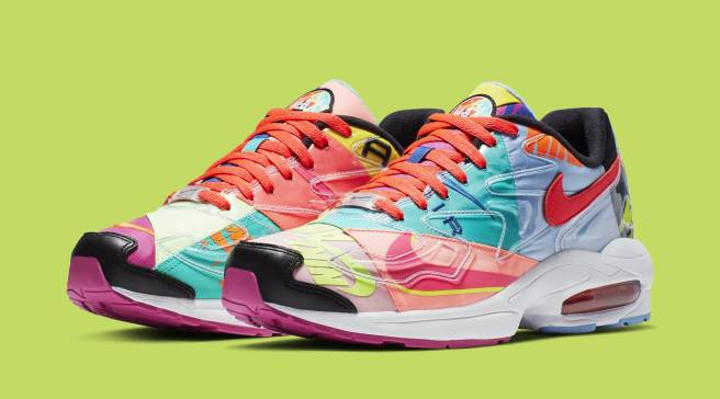 new styles 4b830 79633 The Atmos x Nike Air Max2 Light Is Dropping Stateside Soon
