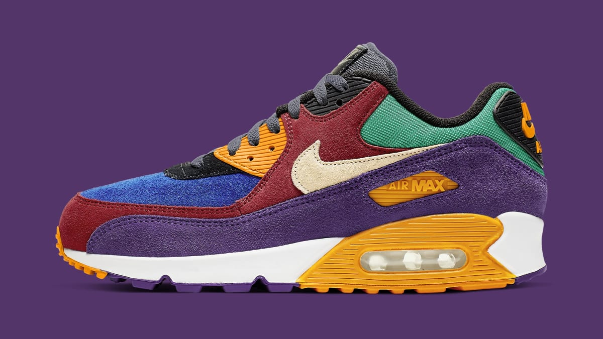 The Nike Air Max 90 Viotech 2.0 Pays Homage To A Classic