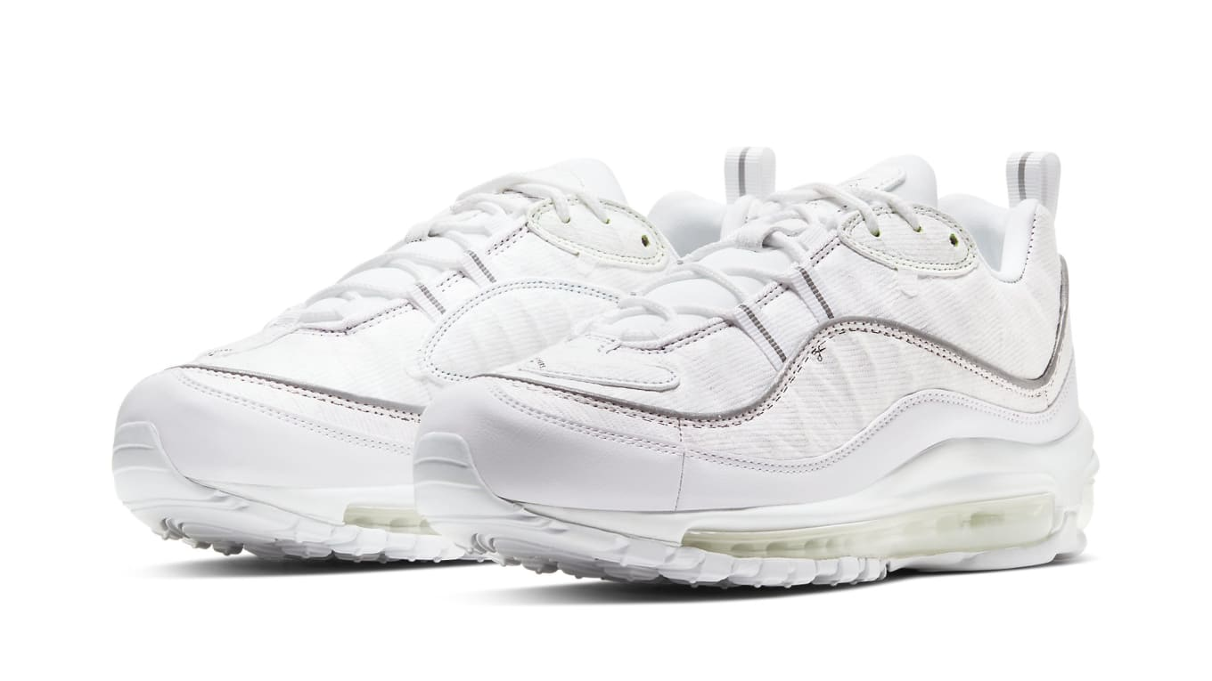 Nike Air Max 98 Lx Tearaway Release Date Cj0634 101 Sole Collector