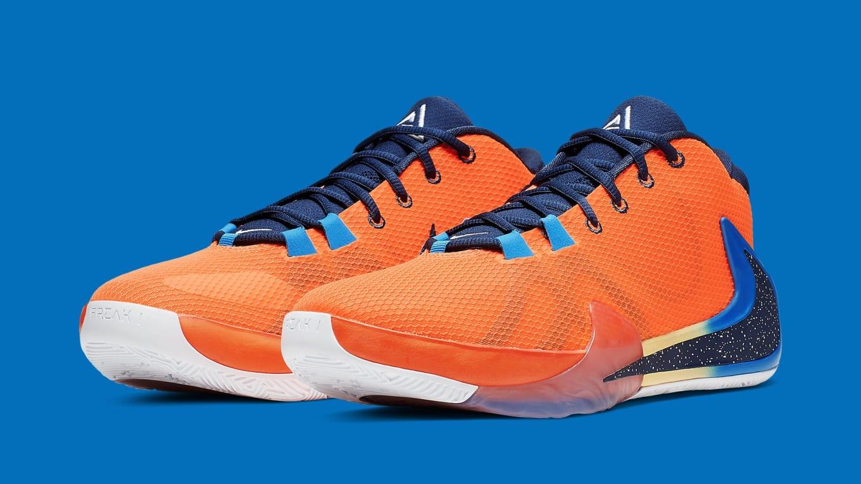 394b6ba9f34 Nike Zoom Freak 1 BQ5422-001 BQ5422-800 Release Date | Sole Collector