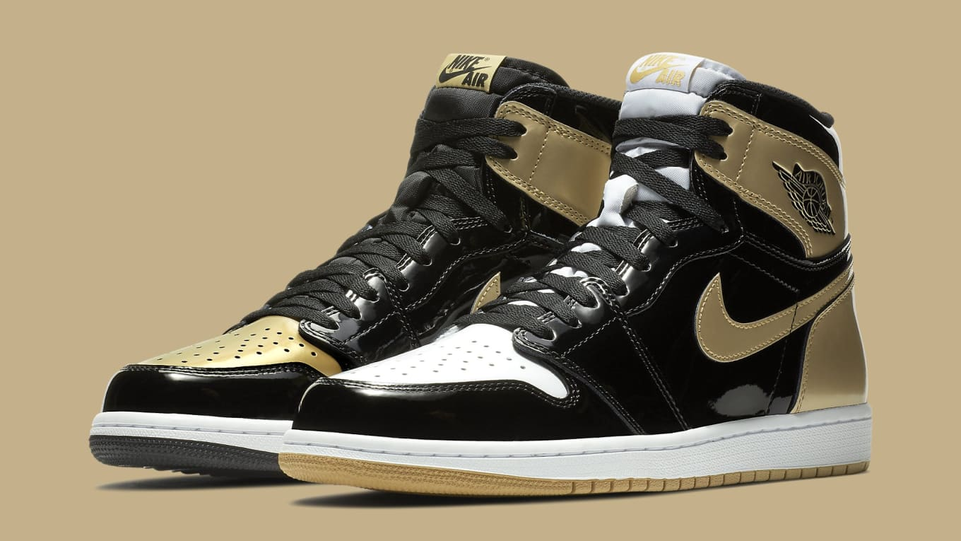 445683129a386 Top 3 Gold Jordan 1 Release Date | Sole Collector