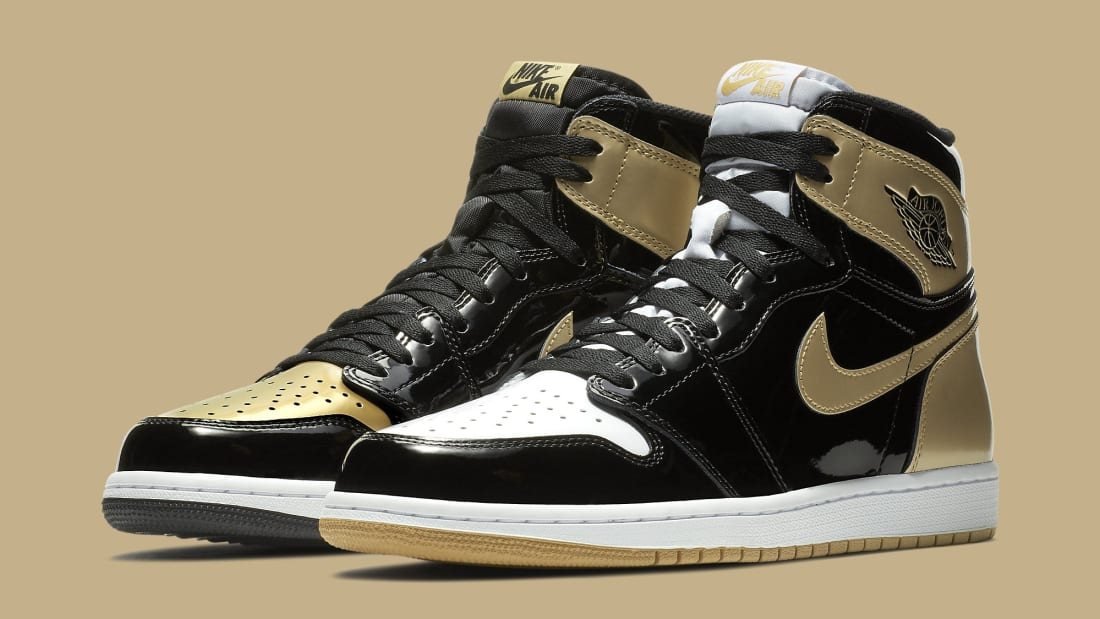 39fb805fc8b574 ... Where to Buy Top 3 Gold Air Jordan 1s Releasing on Cyber Monday ...