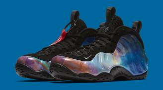 Nike Air Foamposite Pro Galaxy Big Bang Shoes