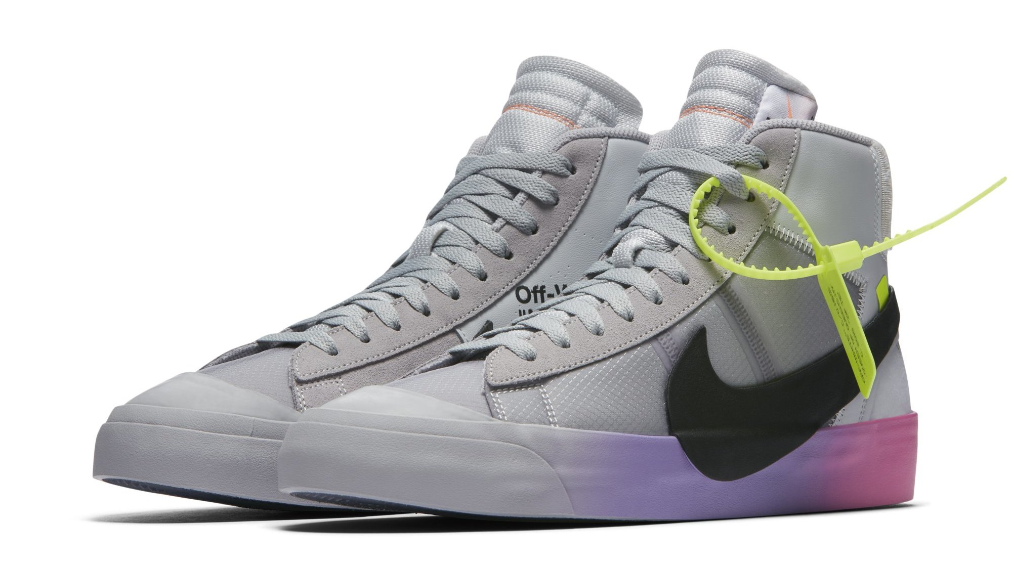 94d234a5e761a Serena Williams x Off-White x Nike Blazer 'Queen' AA3832-002 Release Date |  Sole Collector