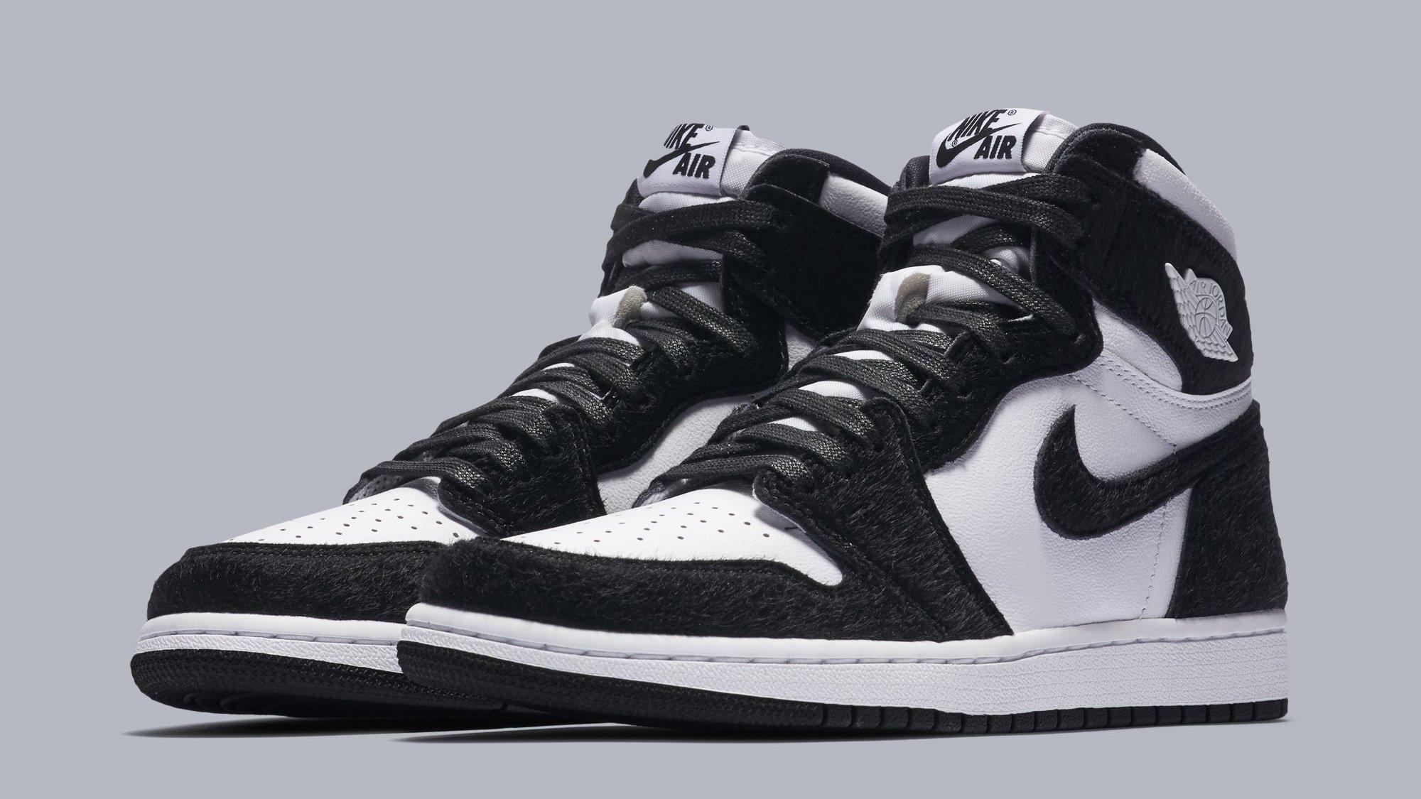 Air Jordan Retro 1 High OG 'Black/Black-Metallic Gold-White ...