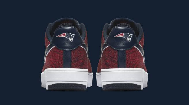 bff01850f9 Nike Honors Robert Kraft With Another Air Force 1