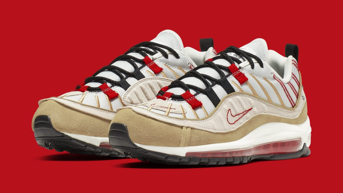 Nike Air Max 98 'Inside Out' AO9380 002 AO9380 003 Release